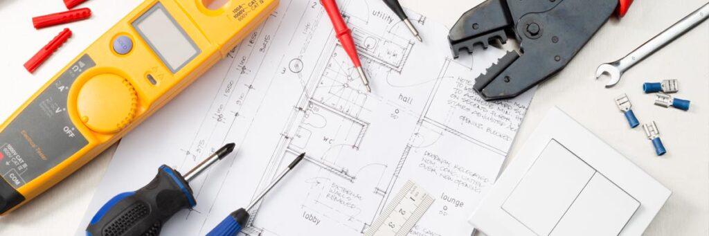 Plan-électrique-maison